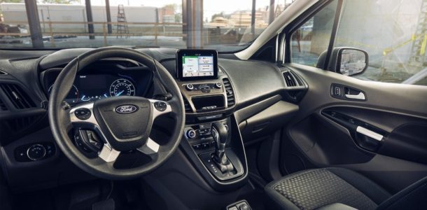 Ford Transit Connect Feature