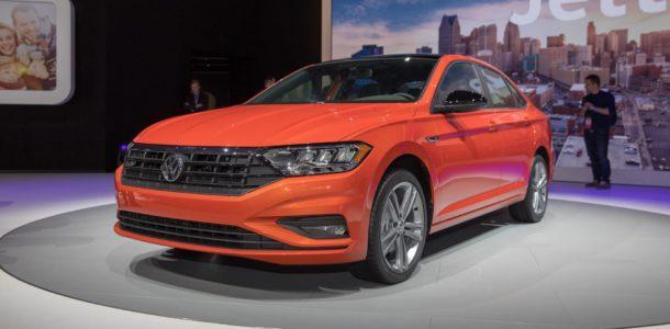 Jetta Volkswagen new model 2019
