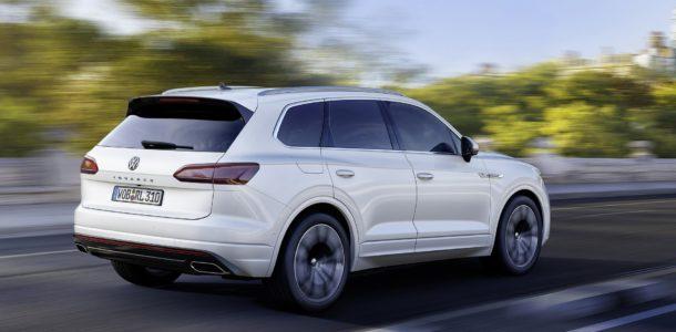 volkswagen touareg 2019 new model