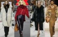 Модные женские дубленки 2019 года