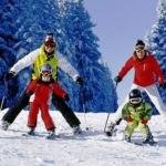отдых зимой с ребенком куда поехать