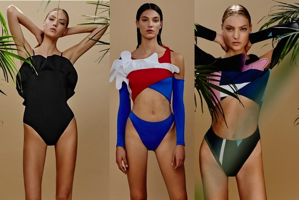 Fashionable swimwear 2019: photos, trends, continuous solid and separate novelties