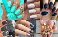 Модные цвета и оттенки лака для ногтей в 2019 году
