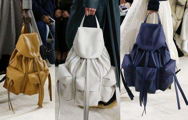 какие сумки в моде 2019