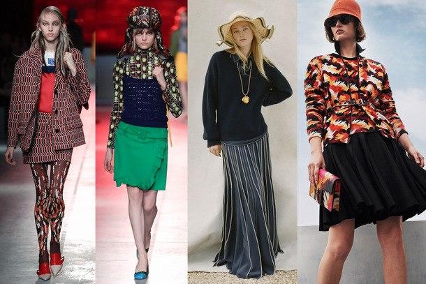 Мода весны 2019: с чем носить бойфренды (фото) картинки