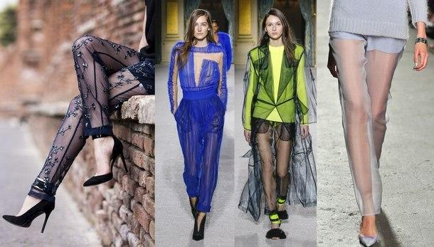 модная одежда лето