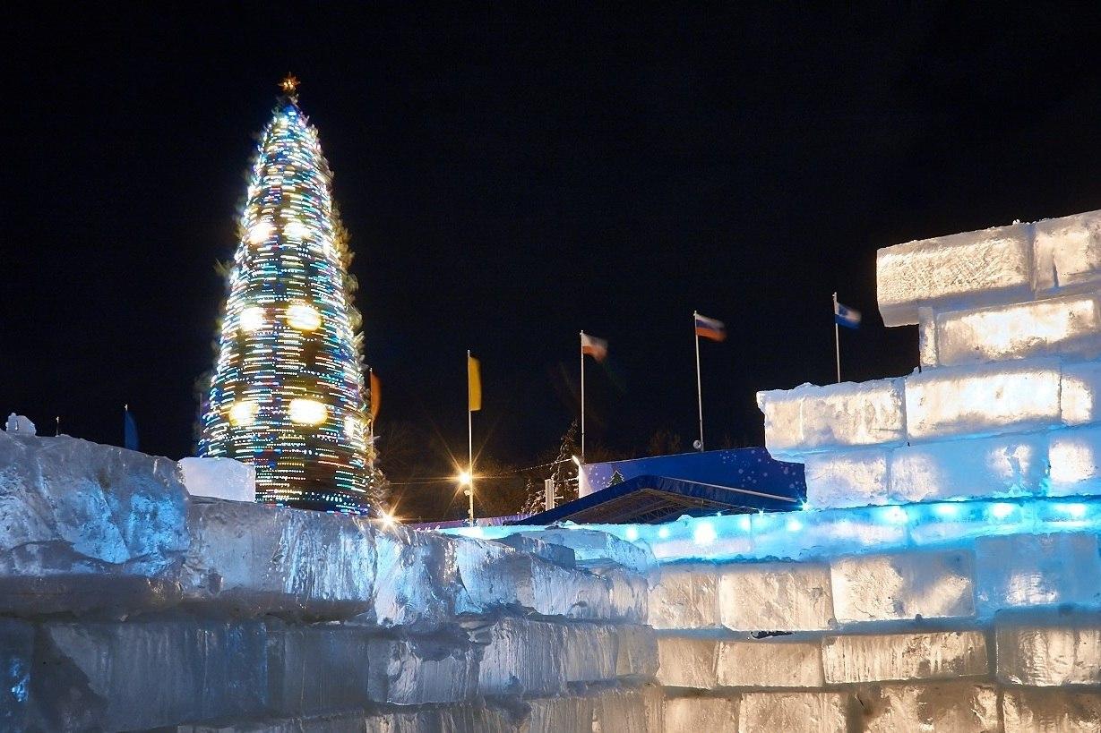 Смотреть Новый год 2019 во Владимире: фото, цены на туры и новогодний отдых видео
