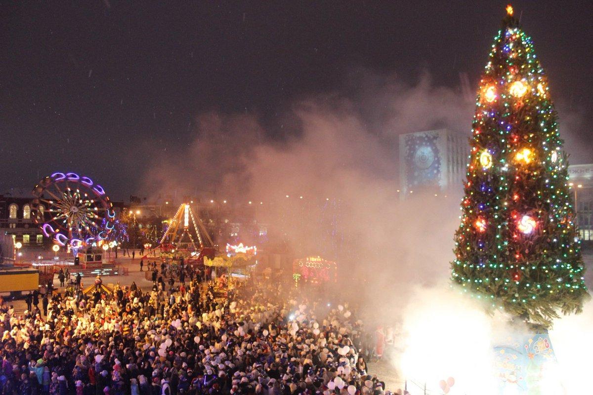 Смотри! Новый год 2019 в Саратове: где встретить, отели с программой, обзор