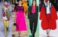 Модные образы «Зима 2019» для женщин и девушек