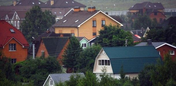 Строительство жилых домов на участках в Подмосковье с 2019 года.
