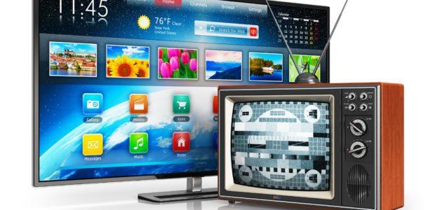 переход от аналогового к цифровому телевидению в 2019 году