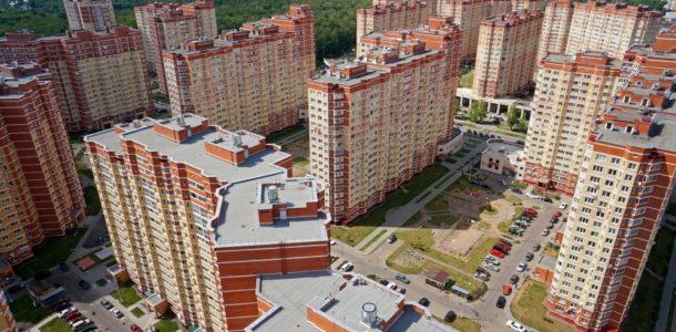 жилой комплекс для переселение жителей Новой Москвы в 2019 году