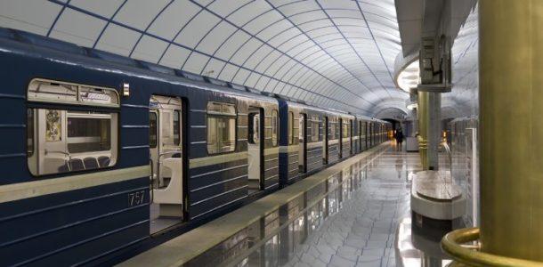 метро в Питере