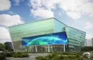 Строительство телецентра НТВ в 2019 году