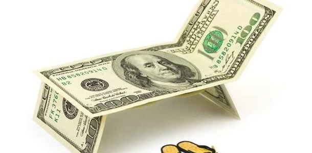 денежный лежак