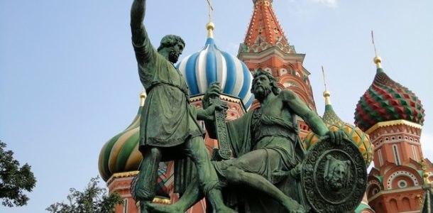 Памятники в Москве 2019