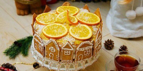 Пирог «Новогодний»