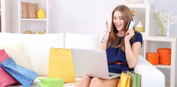 шопинг через интернет