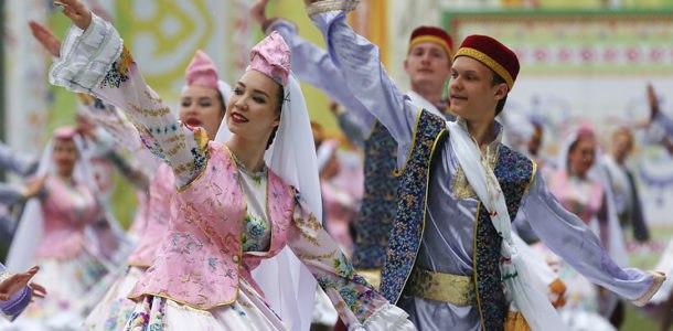 празднование в Казане 2019
