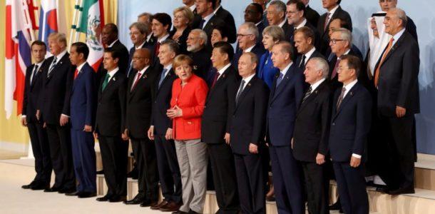 Саммит G20 в 2019 году