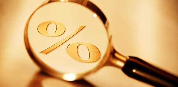 magnifier and percentage