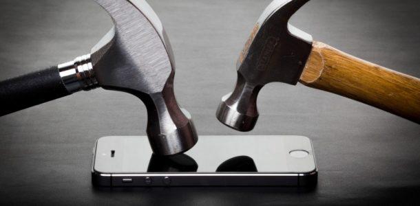 Смартфоны с алмазным экраном 2019