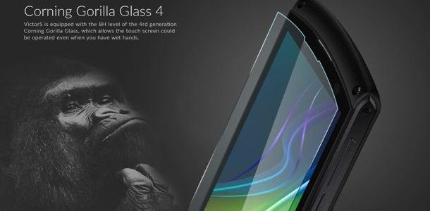 стекло Gorilla Glass