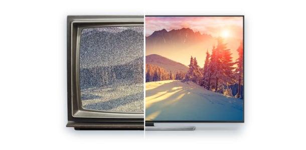 цифровое телевидение на шаг впереди