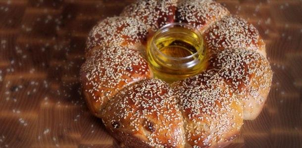 Hala on Jewish New Year 2019