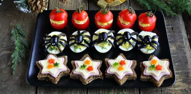 Snacks for the New Year 2019