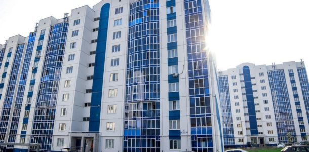 "residential complex ""Belarusian quarter"""