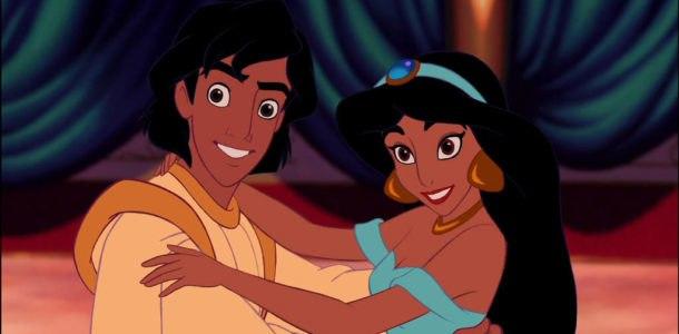 Аладдин и Жасмин