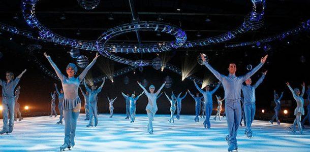 представление на льду