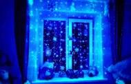 Как украсить окна к Новому году 2019 своими руками