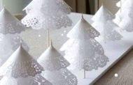 Как сделать украшения из бумаги на Новый год 2019 своими руками