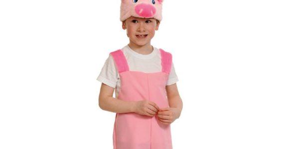 костюм свинки