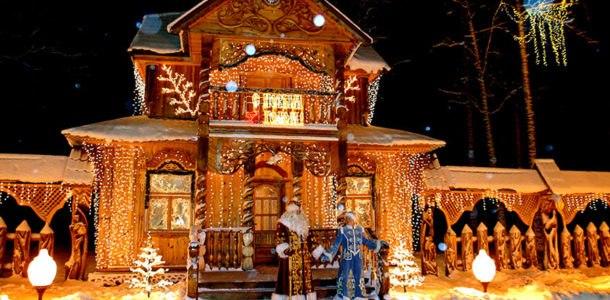 Туры на Рождество 2019 по России