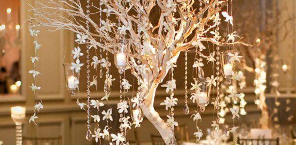 Декор новогоднего дерева на Новый год 2019 своими руками