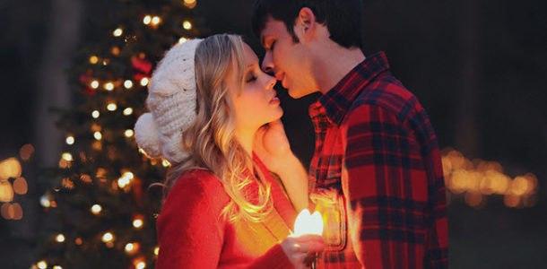 новогодняя романтика