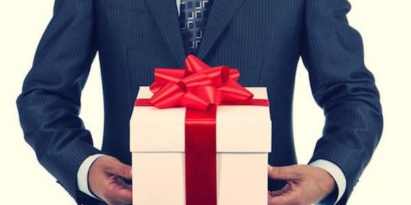 подарок от мужчины