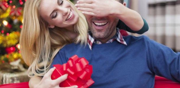 сюрприз для парня новогодний