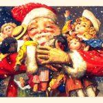 скачать советские новогодние открытки