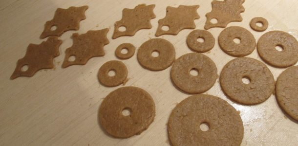 форма печенья на нг
