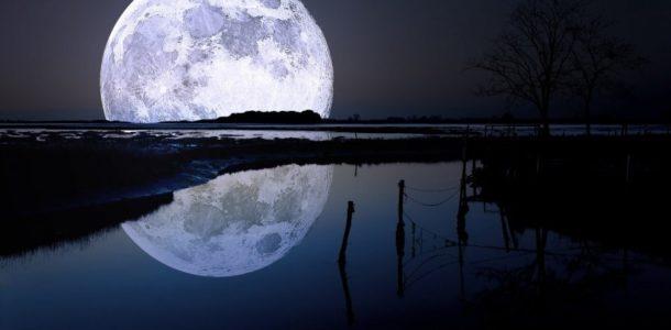 полнолуние в лунном календаре на январь