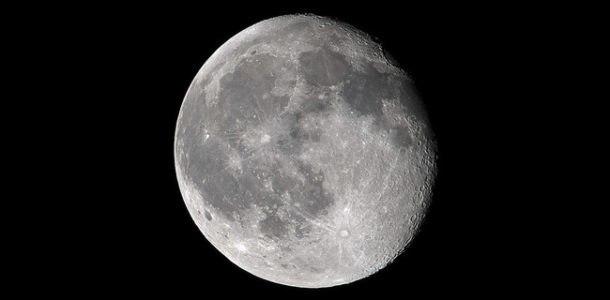 убывающая фаза луны