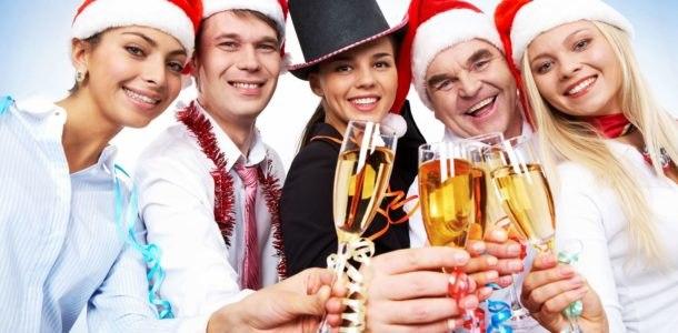 Пожелания для коллег на Новый год