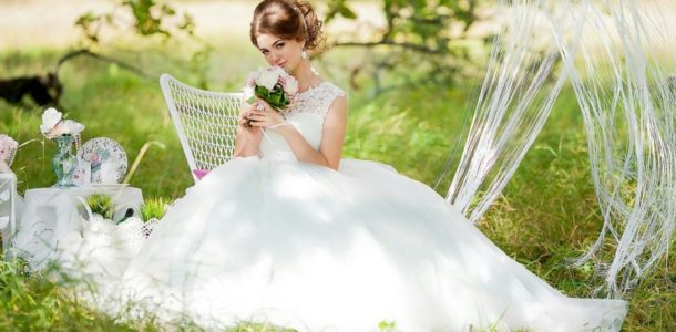 Модная свадьба 2019