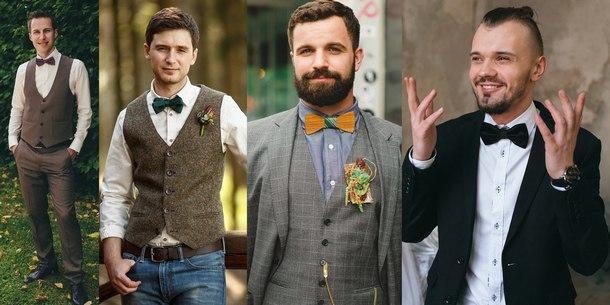 мужская одежда на свадьбу модная