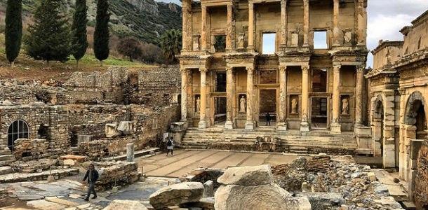 Измир – один из старейших городов Турции